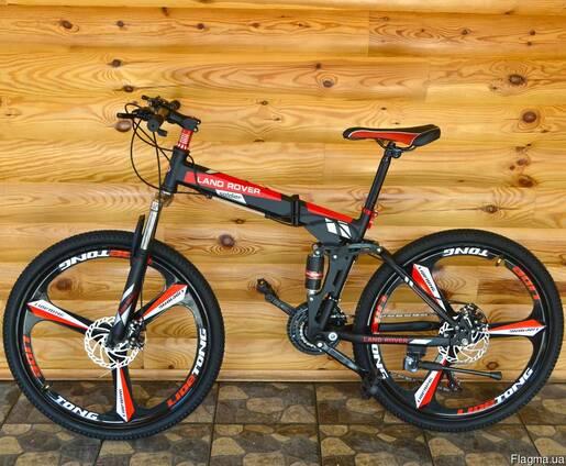 Велосипед горный на литых дисках