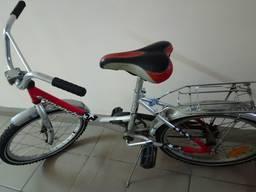 Велосипед подростковый очень качественный,