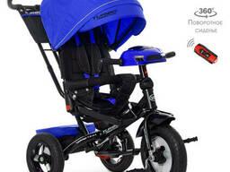 Велосипед Turbo Trike M 4060-10 с поворотом сиденья МР3/. ..