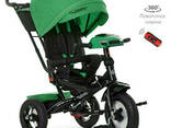 Велосипед Turbo Trike M 4060-4 с поворотом сиденья МР3/. .. - фото 1
