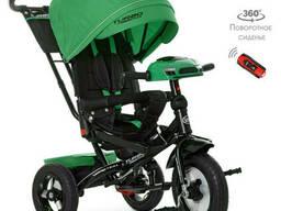 Велосипед Turbo Trike M 4060-4 с поворотом сиденья МР3/. ..