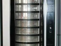 Вендинговый снековый автомат Necta smart silver