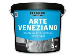Венецианская штукатурка ARTE Veneziano Element Decor 5 кг