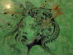 Венецианская штукатурка, декоративная отделка Candis, Tattoo