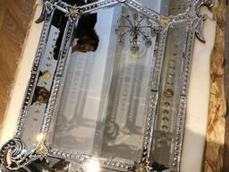 Венецианские зеркала на заказ в Украине,