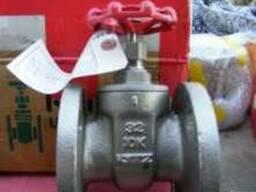 Вентиль 10К-25 TOYO фланцевый нержавеющая сталь