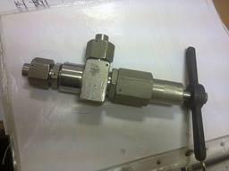 Вентиль газовый Т 106, Т114