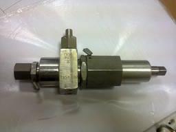 Вентиль газовый Т106, Т114