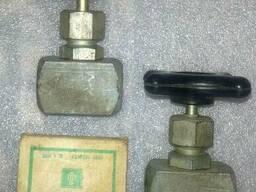 Вентиль игольчатый Ду-6 Ру-16