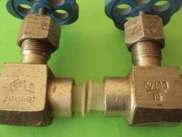 Вентиль игольчатый ВИ-160 15с54бк