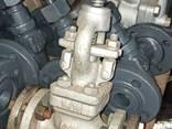 Вентиль (клапан) запорный нержавеющий ду15 ру40 - фото 1