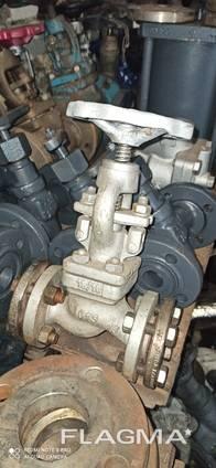 Вентиль (клапан) запорный нержавеющий ду15 ру40