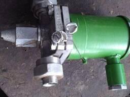 Вентиль мембранный с электромагнитным приводом