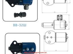 Вентили электропневматические серии ВВ, ВВ-32, ВВ-32-24В, ВВ-3