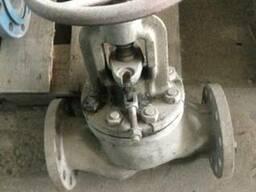 Вентили стальные из нержавеющей стали и чугунные со склада в