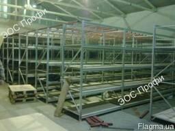Вентилируемые стеллажи для ферм майнинга