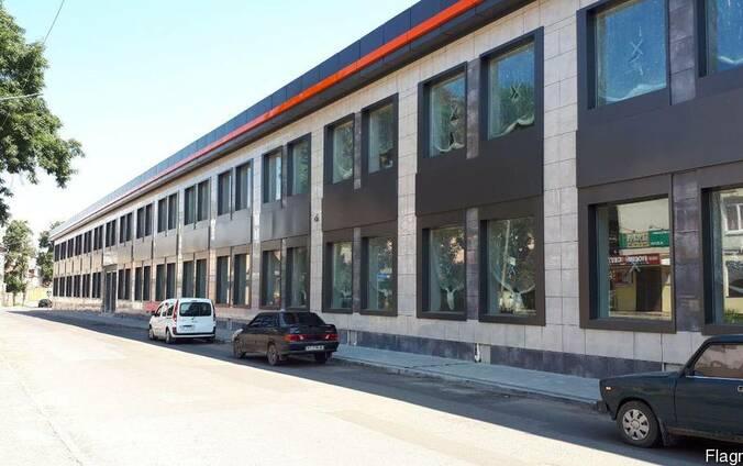 Вентильовані фасади усіх типів