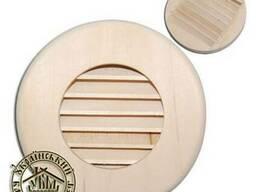 Вентиляционная решетка. Вентиляция баня сауна