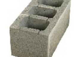 Вентиляционный 3-х канальный блок 250х520х250 мм
