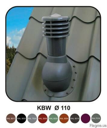 Вентиляционный выход для металлочерепицы KBW. ( Аэратор )