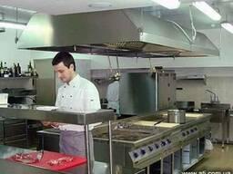 Вентиляция для кухонь (ресторанов, столовых, кафе) в Одессе
