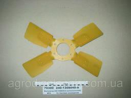 Вентилятор 240-1308040-А (МТЗ, Д-240) 4-лопастной металл.