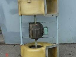 Вентилятор центробежный в спиральном корпусе типа «улитка»