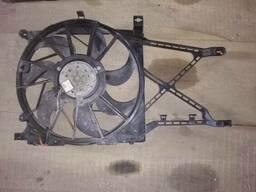 Вентилятор диффузор радиатора Opel Astra G Z16XEP 24424392