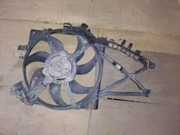Вентилятор диффузор радиатора Opel Combo 1. 3 9129965. ..