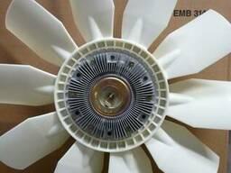 Вентилятор двигателя MielecDiesel, SW266, SW400, SW680