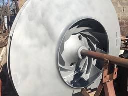 Вентилятор дымосос высокого давления ВВДН 17