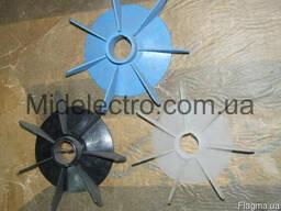 Вентилятор электродвигателя