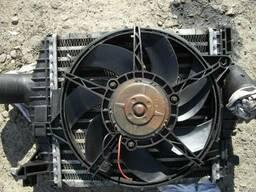 Вентилятор интеркулера Mercedes Vito W638 (1996г-2003г).