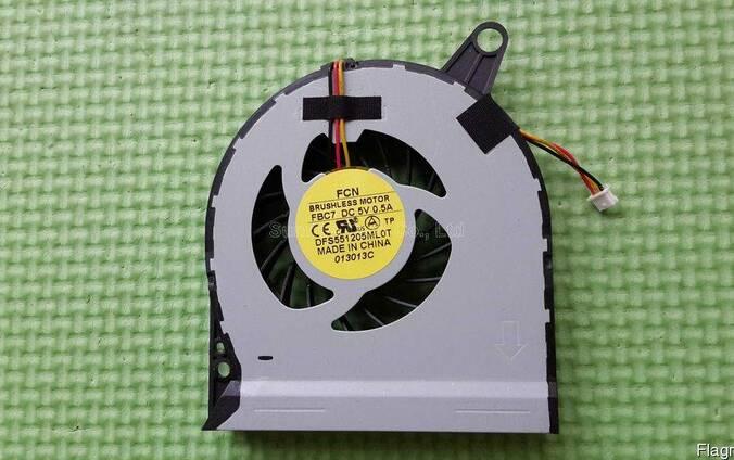 Вентилятор кулер ACER aspire V3-731 V3-771 V3-771G V3-772G н