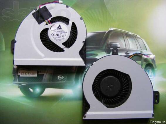 Вентилятор Кулер ASUS X53SR X53SV X53TA X53TK X53Z