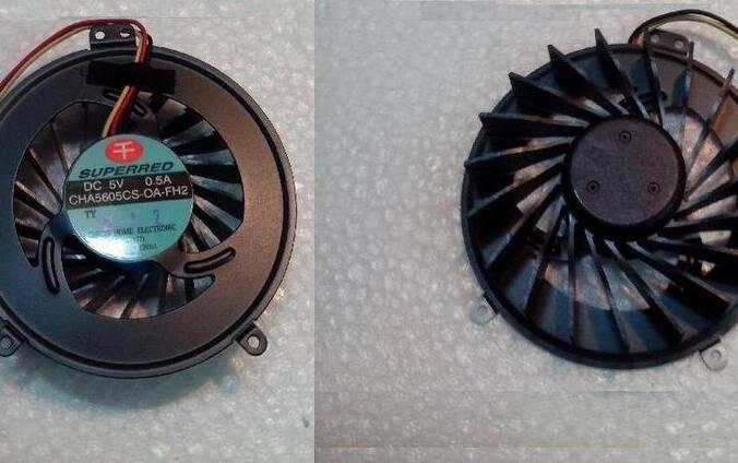 Вентилятор кулер Fujitsu Siemens Lifebook Ah530 A530 новый