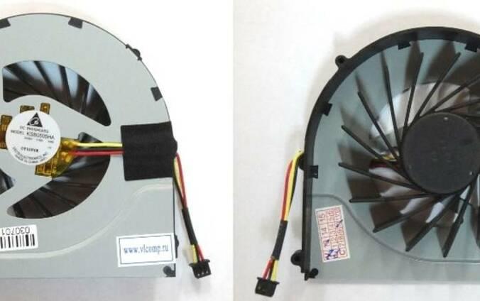 Вентилятор Кулер HP pavilion dv6-3105er dv6-3106er