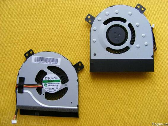 Вентилятор кулер Lenovo Z400A Z400 Z500A Z500 MG60090V1-C170