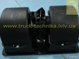 Вентилятор моторчик печки Scania 1854876, 2195206, 1854877