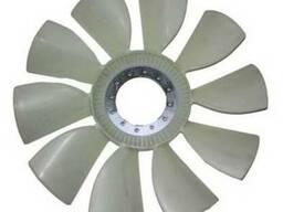 Вентилятор охлаждения 10-лопастей Shaanxi, Howo