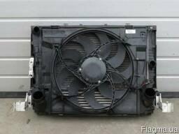 Вентилятор охлаждения двигателя диффузор BMW 1 F20, F21