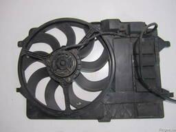 Вентилятор охлаждения радиаторов Mini One Cooper R50