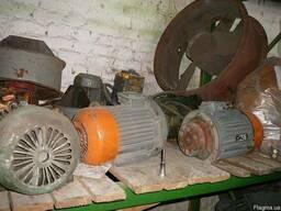 Вентилятор промышленный осевой 400х389