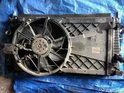 Вентилятор радиатора 1530980 на Ford Focus C-MAX (Форд Фокус