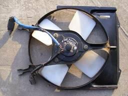 Вентилятор радиатора Nissan Micra K10 (1988г-1993г).