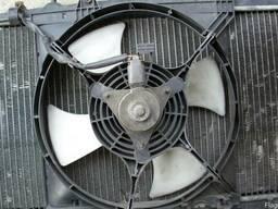 Вентилятор радиатора Nissan Sunny N14 (1990г-1995г)