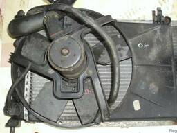 Вентилятор радиатора Opel Combo B (1994г-2001г)