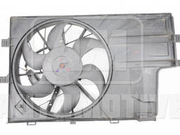 Вентилятор с диффузором радиатора охлаждения Mercedes Vaneo