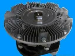 Вентилятор Shaanxi 612600060567 с гидромуфтой