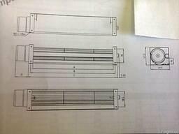 Вентилятор тангенциальный 24B - фото 2